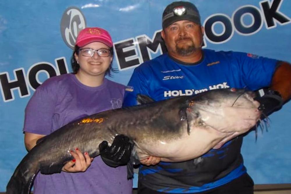 Steve Dobbs, HOLD'em HOOK Catfish Trail