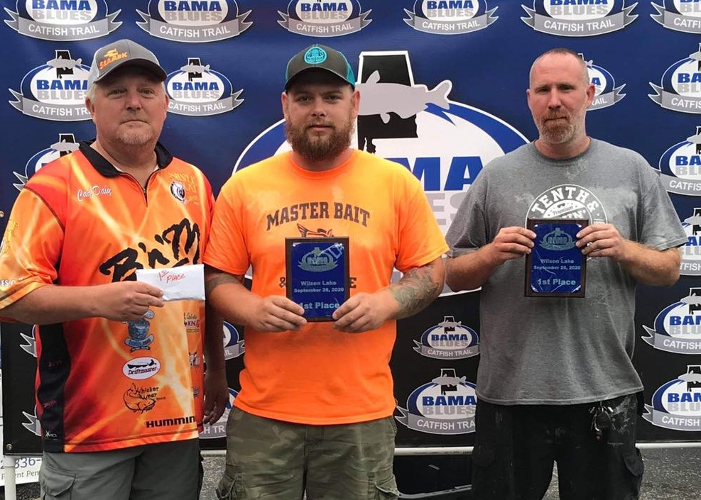 Catfish, tournament, blue catfish, blues, flathead, Tennessee River, Wilson Lake, Cory Ramsey, Chris Ramsey, Cad Daly, dragging, suspended, fishing, deep water, trophy