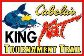 small banner for King Kat Tournament trail