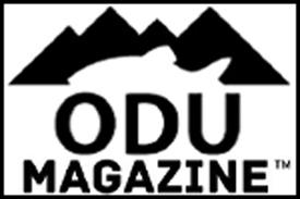 small banner for ODU Magazine