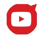 Social Media Icon for youtube