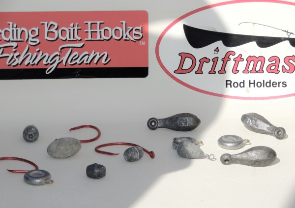 The biggest impact of the lead ban on catfishermen will be the sinkers that they use.