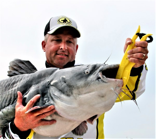 Jeff Williams love for big catfish led him to create products that help anglers catch more fish.