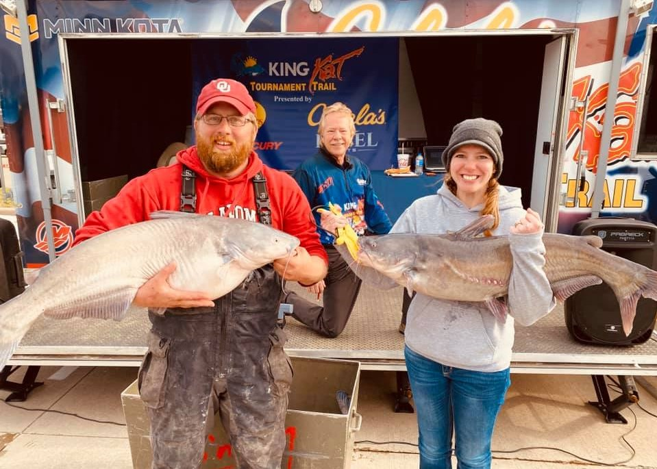 catfish, blue catfish, Lake Ray Hubbard, King Kat, tournament
