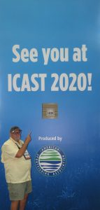ICAST, trade show, fishing, catfish show, rods, reels, nets, news