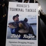 Zakk Royce Signature Series dragging weights came about by experimenting with different types on his home waters.