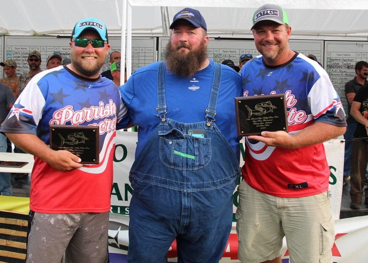 catfish, tournament, Rising Sun, Indiana, Ohio Valley Cats, blue cats, flatheads, bait, sponsors, Stephen Hannan