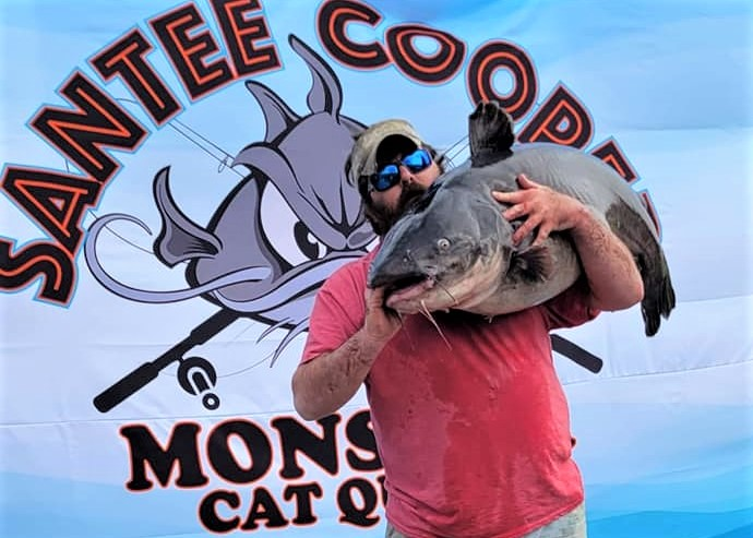 catfish, tournament, blue cat, flathead, channel cat, Santee Cooper, Monster Cat Quest, Blacks Camp, South Carolina